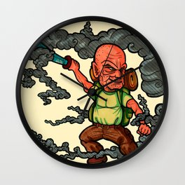 Lost Character- John Locke Wall Clock