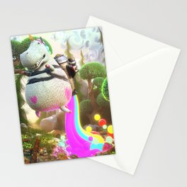Unihorsey Stationery Cards