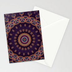Peacock Jewel Stationery Cards