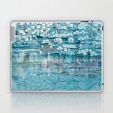 Turquoise Laptop & iPad Skin