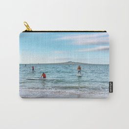 Mission Bay Beach, Auckland Carry-All Pouch