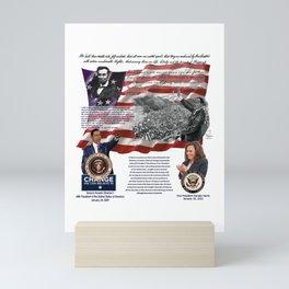 The Dream 2021 Mini Art Print
