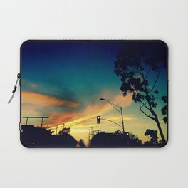 Silhouettes in the Sun Light Laptop Sleeve