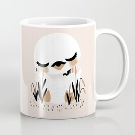 The Animignons - Swan Coffee Mug