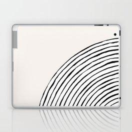 Concentric Circles Laptop & iPad Skin