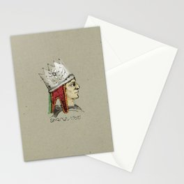Tigranes the Great . Tigran Mets(Armenia) Stationery Cards