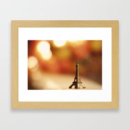 Paris Paris Framed Art Print