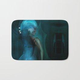 Digital Ball-Room Bath Mat