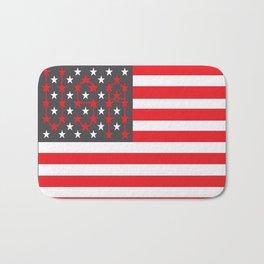 Flag U.S. American United States USA Bath Mat