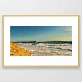 Outer Banks - North Carolina Framed Art Print