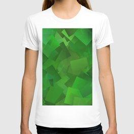 Cubed grass ... T-shirt