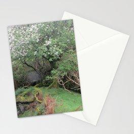 Rhapsody in Green Stationery Cards
