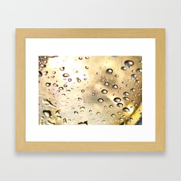 Healing Tears  Framed Art Print