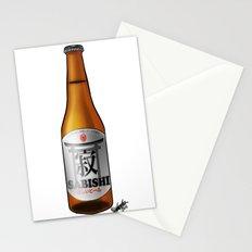Sabishi Beer Stationery Cards