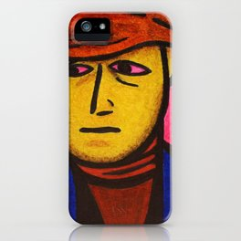 Flat Stanley iPhone Case