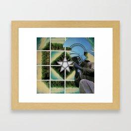 Benediction Framed Art Print