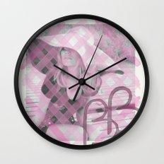 INITIALS B.B Wall Clock