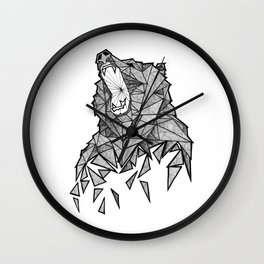 El Oso Wall Clock