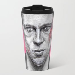 Who Is Tyler Durden? Travel Mug
