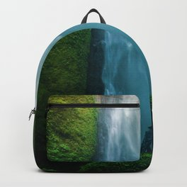 Waterfall Valley (Color) Backpack
