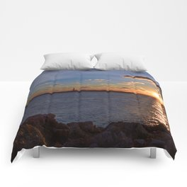 Twin Light Sunrise Comforters