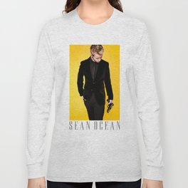 MR OCEAN Long Sleeve T-shirt