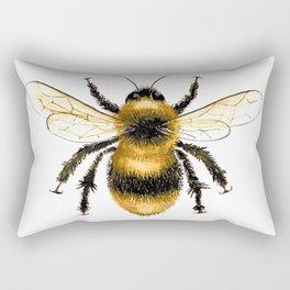 Bumble Bee Rectangular Pillow