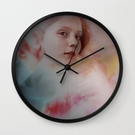 Amilia Dreaming Wall Clock