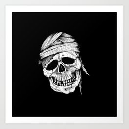 Doofy Art Print
