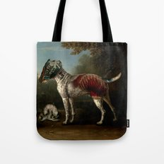 Offal Pointer Tote Bag