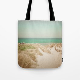 Beach dune miniature 4 Tote Bag