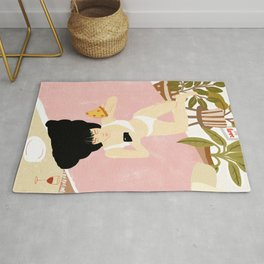 This is life Rug