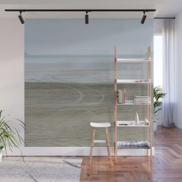 Airport on the beach Wall Mural