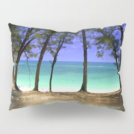 Paradise - Paradise Island, Bahamas Pillow Sham