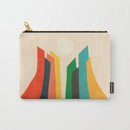 Skyscraper Carry-All Pouch
