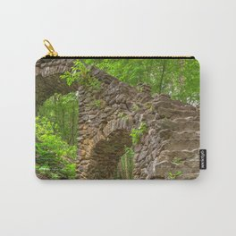 Forest Castle Ruins Carry-All Pouch
