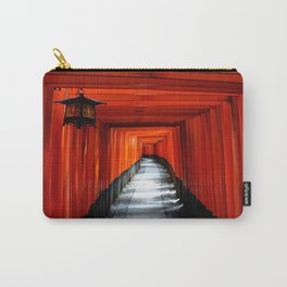 Fushimi Inari Path, Kyoto Carry-All Pouch