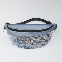 A Road Less Traveled Fanny Pack