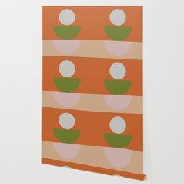 Geometric Shapes #fallwinter #colortrend #decor Wallpaper