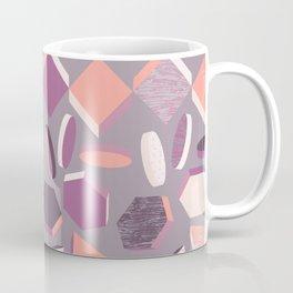 3D Geometry Stand in Line 1 Coffee Mug