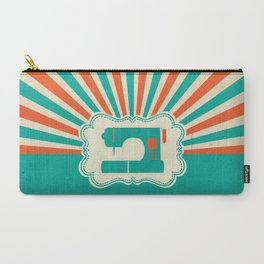 Sew-burst Carry-All Pouch