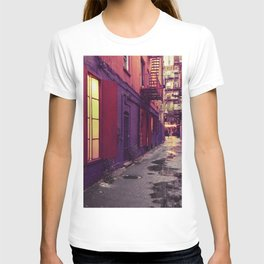 Evenings on the Lower East Side, New York City T-shirt