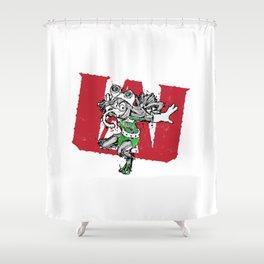 U.A. Froppy Shower Curtain