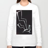 flash Long Sleeve T-shirts featuring Flash! by Iotara