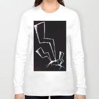 the flash Long Sleeve T-shirts featuring Flash! by Iotara