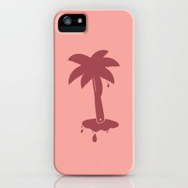 TROPIK/LL iPhone Case