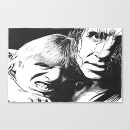 Harts Canvas Print