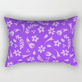 Macy - purple Rectangular Pillow