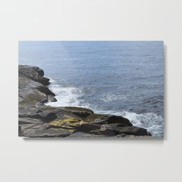 Ocean View, East Coast Canada, Prince Edward Island, Ocean Coast Metal Print