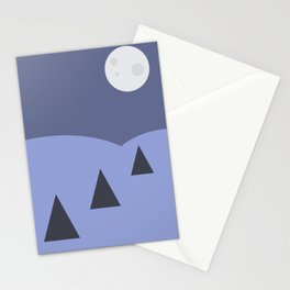 Les Sapins Stationery Cards